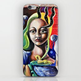 Travelling iPhone Skin