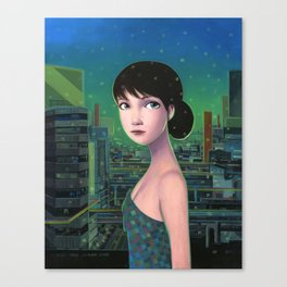 Sweet Yume Canvas Print