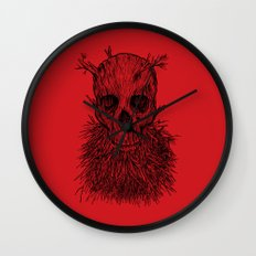 The Lumbermancer Wall Clock