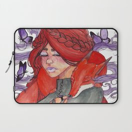 Fox Witch Laptop Sleeve