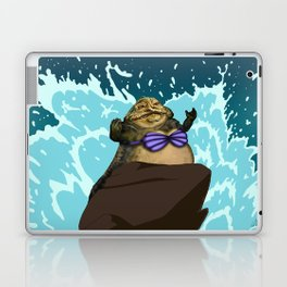 I Want To Be, Jabba Your World Laptop & iPad Skin