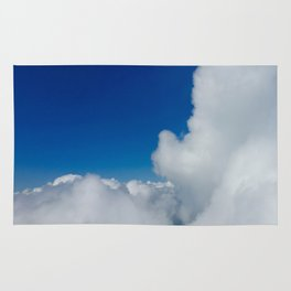 Flying in the Clouds Rug