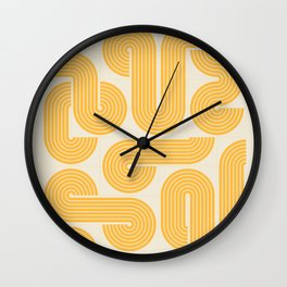 Snakes and ladders Wall Clock