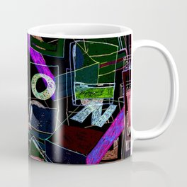 Fosfobox Noir Coffee Mug