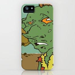 Crown Prince of Yonder Shack iPhone Case
