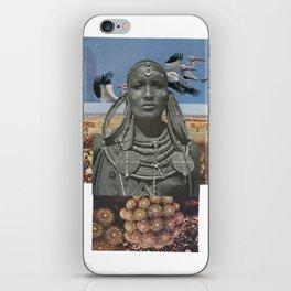 The Pelican Queen iPhone Skin