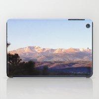colorado iPad Cases featuring Colorado by wendygray
