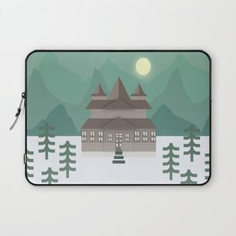 Night In The Mountains  Laptop Sleeve