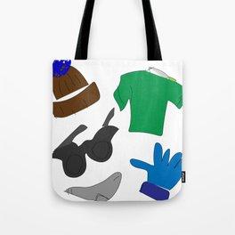 He Loves Fashion (Jeremiah) Tote Bag