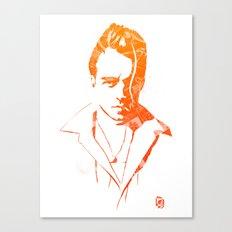 Lovelocked Canvas Print