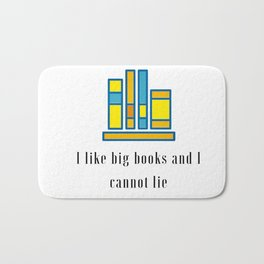 Big Books Bath Mat