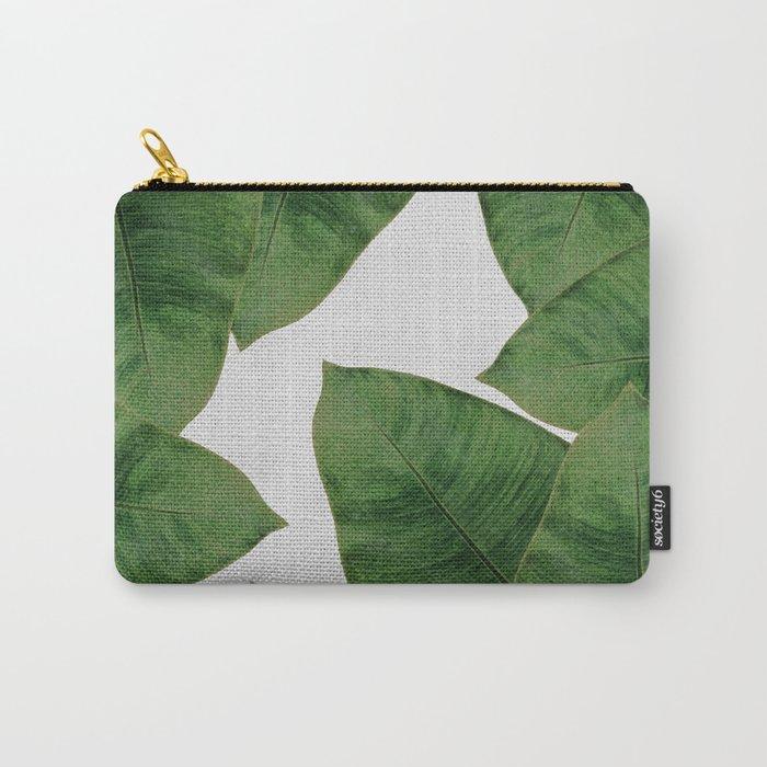 Banana Leaf II Carry-All Pouch