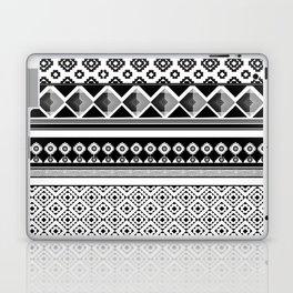 Modern Black 2 Laptop & iPad Skin