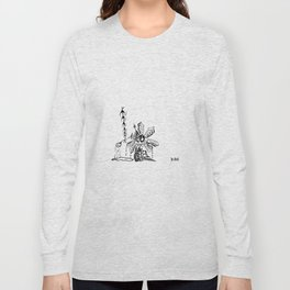 Abstraction 10.0 Long Sleeve T-shirt
