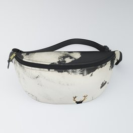 Winter Silence Fanny Pack