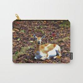 Gazelle Enjoying Autumn Carry-All Pouch