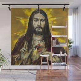 Cor Jesu Sacratissimum Wall Mural