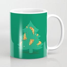 Merry Pizza Coffee Mug