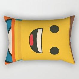 LEGO - Emmet  Rectangular Pillow
