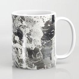 Two Toned Death Coffee Mug