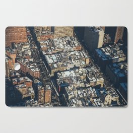 Cold City - NYC Cutting Board