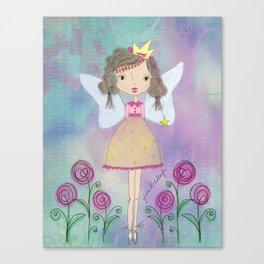 Princess Fairy Canvas Print