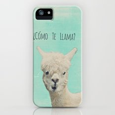 Lama iPhone (5, 5s) Slim Case
