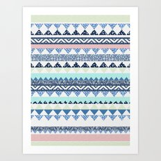 MOEMA COTTON CANDY Art Print