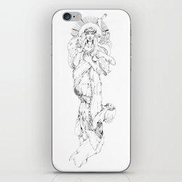 The Empress iPhone Skin