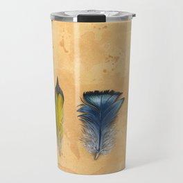 Midwest Feathers Travel Mug