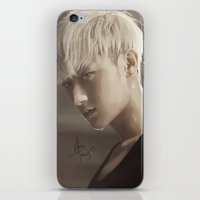 fierce iPhone & iPod Skins featuring Fierce  by TheRmickey