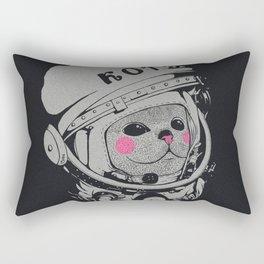 Spaceman cat Rectangular Pillow
