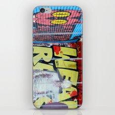 Street Art iPhone & iPod Skin
