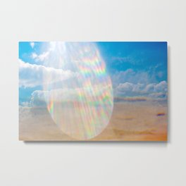 The wing Metal Print