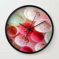 baking Wall Clocks featuring weekend baking by Asano Kitamura