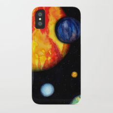 A Different World iPhone X Slim Case