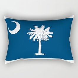 Flag of south carolin Rectangular Pillow