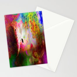 Abstract Art 2014-12-09 Stationery Cards