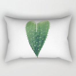 Love Hurts (Aloe Vera) Rectangular Pillow