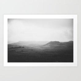 Lake District (1) Art Print