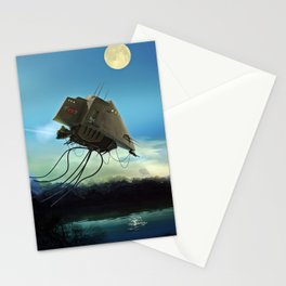 Along the Mekong Stationery Cards