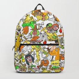 Medieval Roundup Backpack