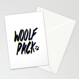 WOOLFPACK Stationery Cards