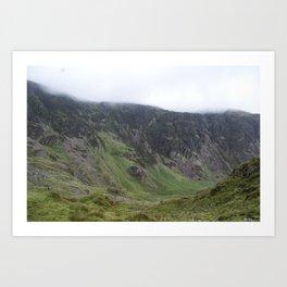 Wales Landscape 16 Cader Idris Art Print