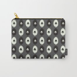 Sheep black & white Carry-All Pouch
