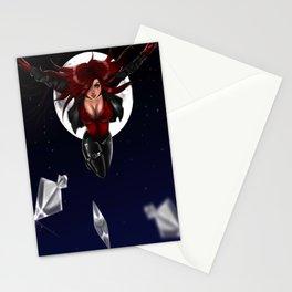 Katarina Throwing knives Stationery Cards