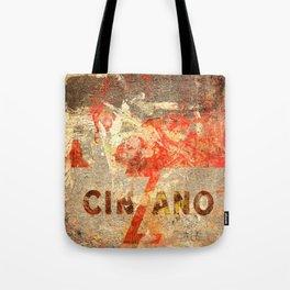 Cinzano - Vintage Vermouth Tote Bag
