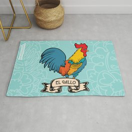 El Gallo Rug