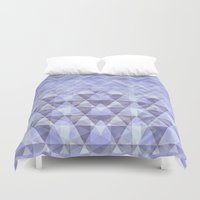 nordic Duvet Covers featuring Nordic Winter by gretzky