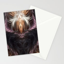 The Black Witch Is Back! Stationery Cards